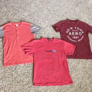 J Crew, Aero, American Eagle 🦅 & Quick Silver lot